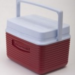 COOLER RUBBERMAID  05 QT / 4.7 LITROS